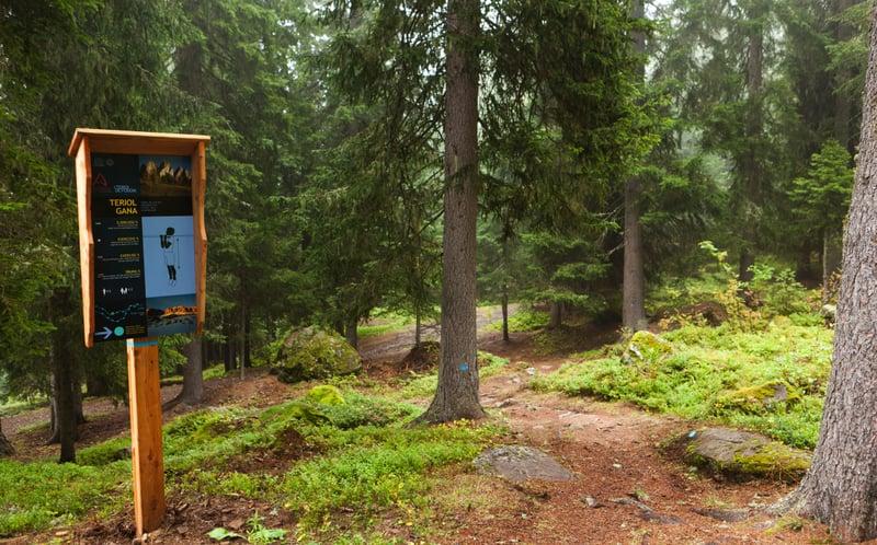 Fitness Trail (Christ Trail)