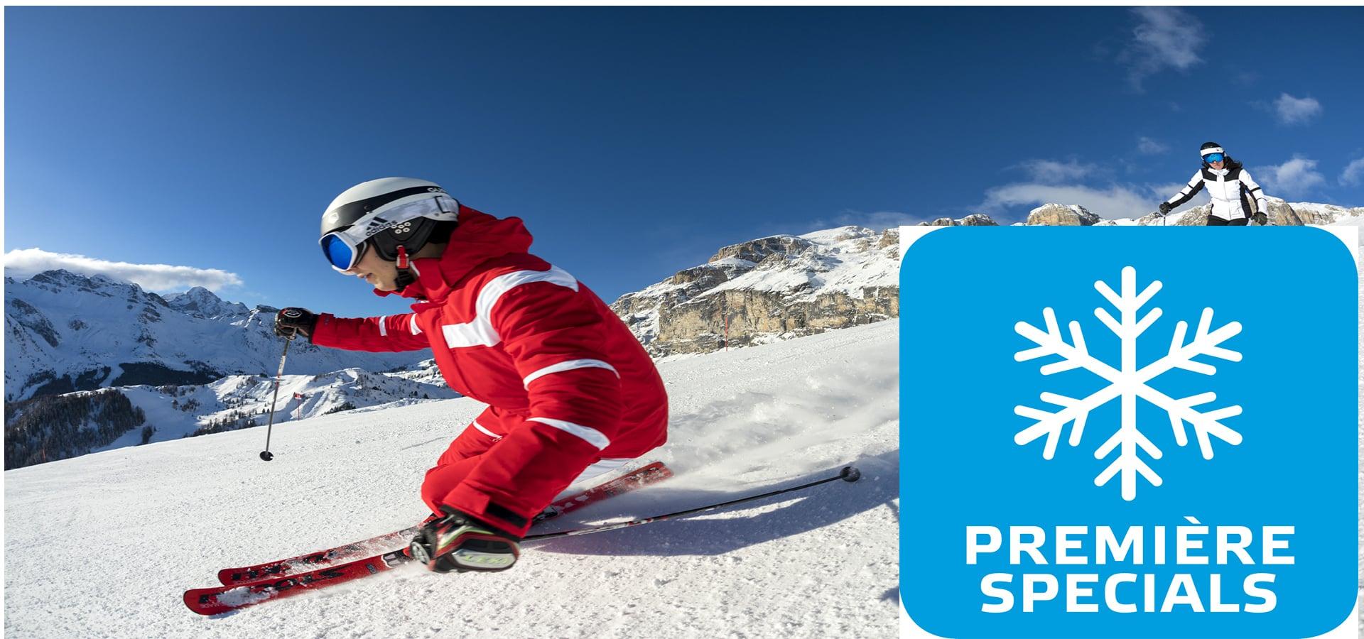 Dolomiti Super Première 2016