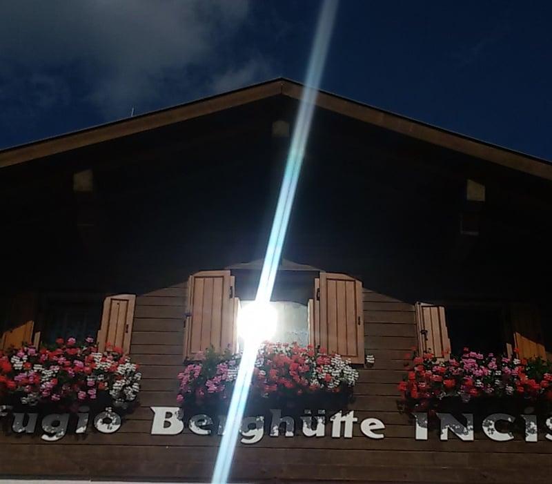 Berghütte Incisa